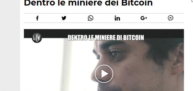 Le Iene si ripetono parlano bene dei Bitcoin