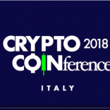 Crypto Coinference 2018 Italy